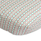 Caden Lane® Lacey Rose Fitted Crib Sheet