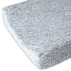 Caden Lane® Lacey Rose Changing Pad Cover