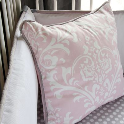Pink Damask Bedding