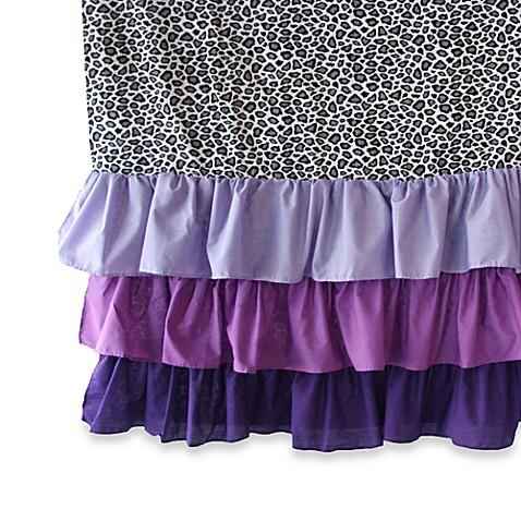 Girly Purple Curtains Caden Lane® Girly Purple