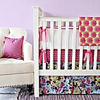 Caden Lane® Plum Crazy Crib Bedding