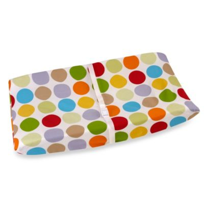 NoJo® ABC with Me by Jill McDonald Contoured Changing Table Cover