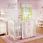 NoJo® Butterfly Love 4-Piece Crib Bedding Set