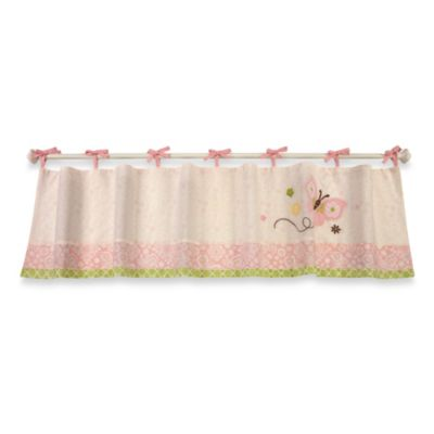 NoJo® Butterfly Love Window Valance