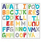 NoJo® ABC with Me by Jill McDonald Wall Decals (Set of 5)