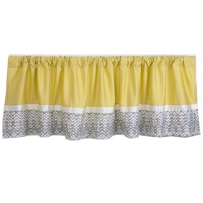 The Peanut Shell® Stella Window Valance