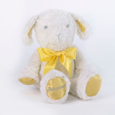 The Peanut Shell® Stella Plush Lamb