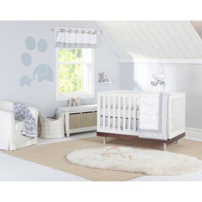 Just Born® Hattie & Ellie 3-Piece Bedding Set