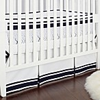 Just Born® Safe Sleep Fresh Air Crib Liner in Navy