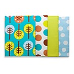 True Baby Tree Tops 4-Pack Receiving Blankets