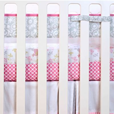 Just Born® Safe Sleep Botanica Fresh Air™ Crib Liner