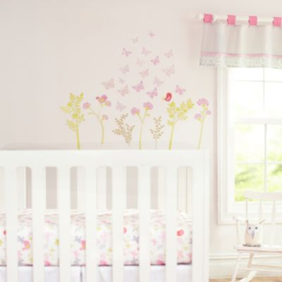 Just Born® Safe Sleep Botanica Wall Decals