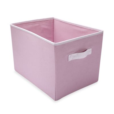 Canvas Storage Bins for Kids