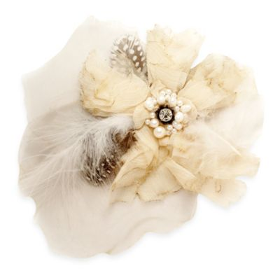 Bloom Bazaar Ara Silk Hair Comb