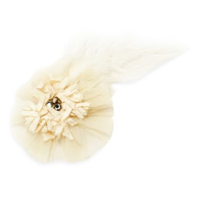 Bloom Bazaar Daria Silk Hair Clip