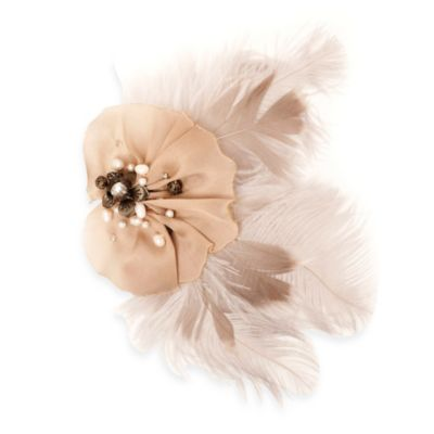 Hair Accessories Silk Flowers