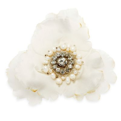 Bloom Bazaar's Anne Silk Hair Clip