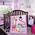 Lambs & Ivy® Jelly Bean Jungle Crib Bedding Collection