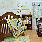 Nurture Imagination Swing 3-Piece Crib Bedding Set