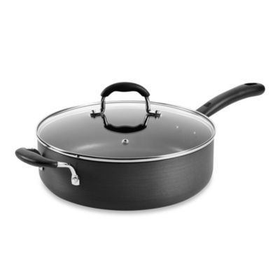 Invitations 5-Quart Hard Anodized Nonstick Jumbo Cooker