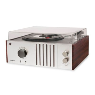 Crosley Radio Player Turntable