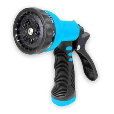 Bloom 9-Way Spray Nozzle in Purple