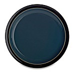 Denby Duets Dinner Plate in Black/Blue