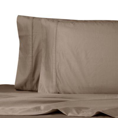 Wamsutta® Dream Zone™ MICRO COTTON® King Pillowcase Pair in Canvas