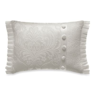 J. Queen New York™ Chantilly Boudoir Toss Pillow