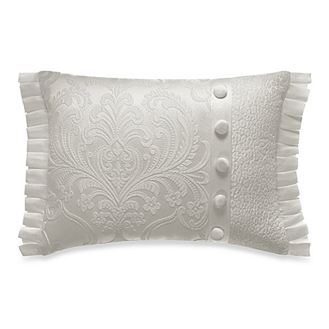 J. Queen New York™ Chantilly Boudoir Throw Pillow