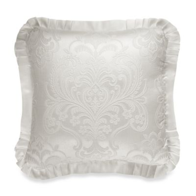 J. Queen New York™ Chantilly Square Toss Pillow