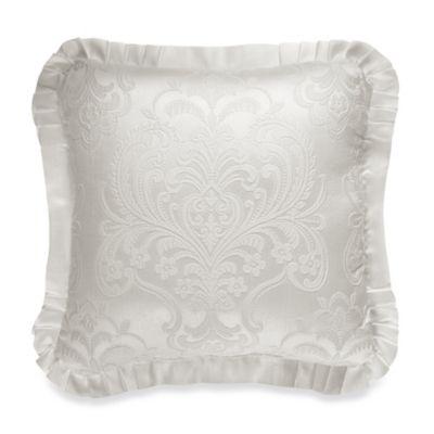 J. Queen New York™ Chantilly Square Toss Pillow