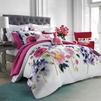 Buy Watercolor Bedding From Bed Bath Amp Beyond