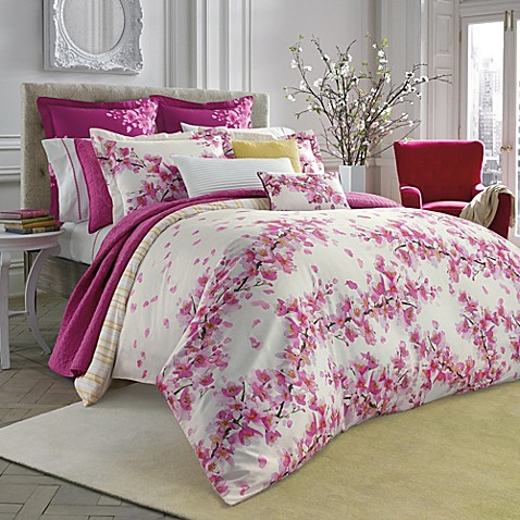 Buy Bluebellgray Cherry Blossom Pink European Pillow Sham