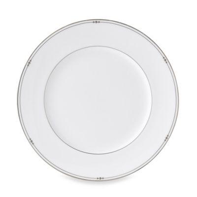 Royal Doulton® Precious Platinum 10 3/4-Inch Dinner Plate