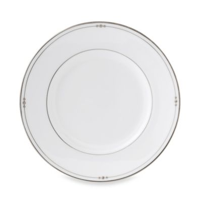 Precious Platinum 6-Inch Bread and Butter Plate