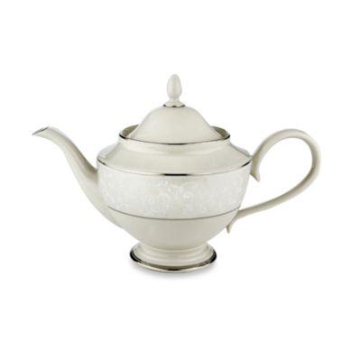 Lenox® Pearl Innocence™ Teapot