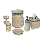 Parker Loft Tangier Bathroom Accessory Ensemble