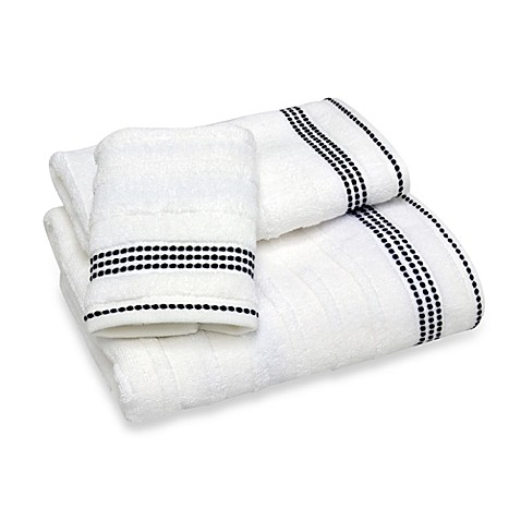DKNY Empire Collection Fingertip Towel