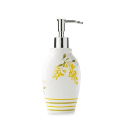 J. Queen New York™ Citron Lotion Dispenser