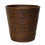 Lamont Home™ Sierra Honey Waste Basket