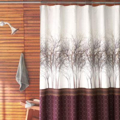 Parker Loft® Dawson 72-Inch x 72-Inch Shower Curtain
