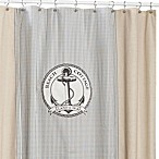 Beach Cottage 72-Inch x 72-Inch Shower Curtain