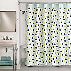 Maddie Dot 70-Inch x 72-Inch Shower Curtain