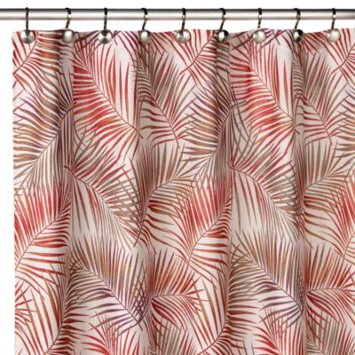 Tropical Curtain Fabric