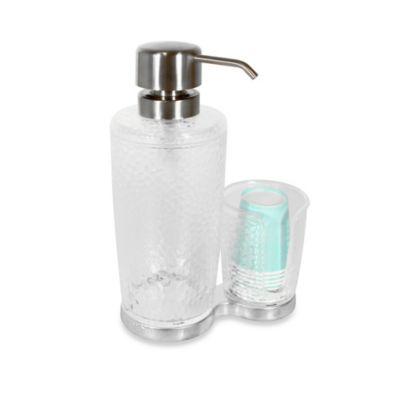InterDesign® Rain Mouthwash Caddy