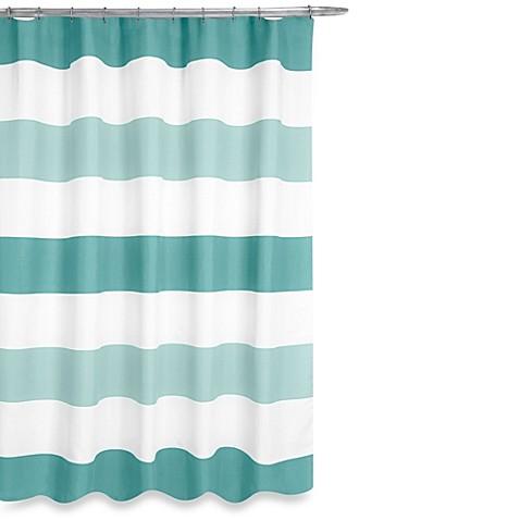 Aqua And Brown Shower Curtains | Best Interior Decorating Ideas ...