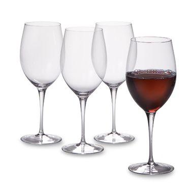 Crescendo 20-Ounce Bordeaux (Set of 4)