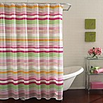 Raya Peva Shower Curtain in Multi