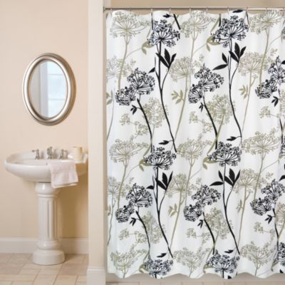 Park Saone Shower Curtains